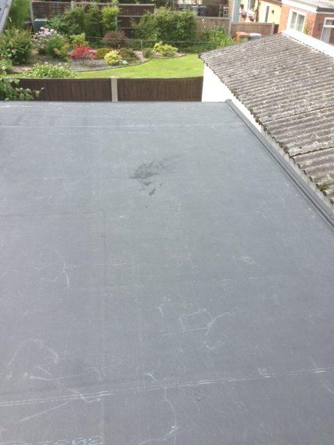 Flat Roof, Sandbach
