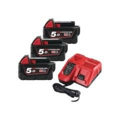 Milwaukee Batterikit M18 NRG503