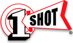 1 shot painted signs