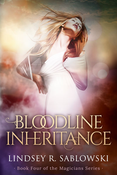 Book Cover for Bloodline Inheritance by Lindsey R. Sablowski