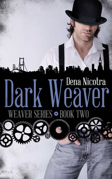 Book Cover for Dark Weaver by Dena Nicotra