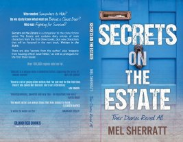 Print Layout for Secrets on the Estate by Mel Sherratt
