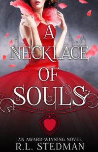 Book Cover for A Necklace of Souls by RL Stedman