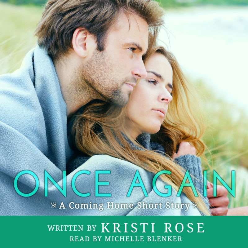 Add-On Example: Audiobook cover for Once Again by Kristi Rose