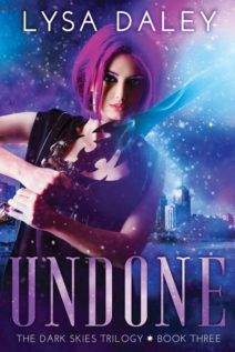 Book Cover for Undone by Lysa Daley