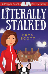 Book Cover for Literally Stalked by Eryn Scott