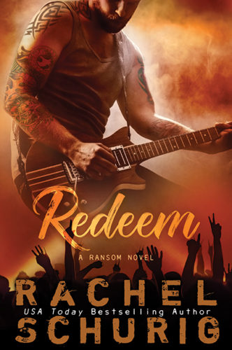Book Cover for Redeem by Rachel Schurig