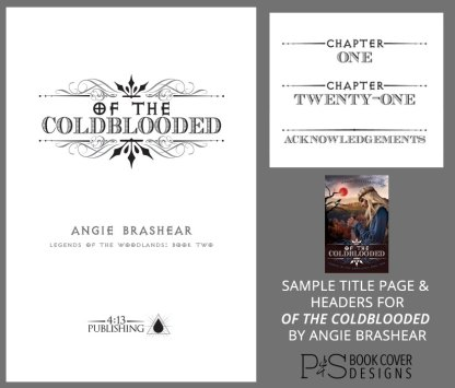 Add-On Example: Interior Graphics for Of the Coldblooded