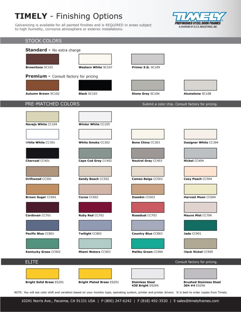 Timely Door Frames Colors | Framejdi.org