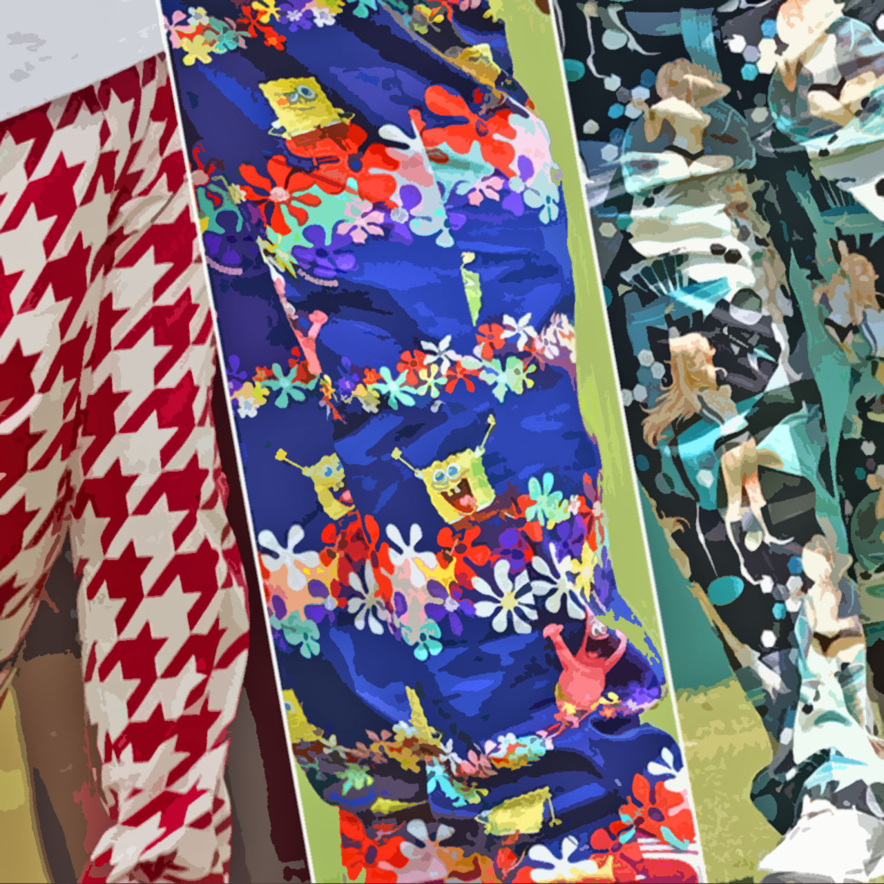 Image result for john daly pants collage
