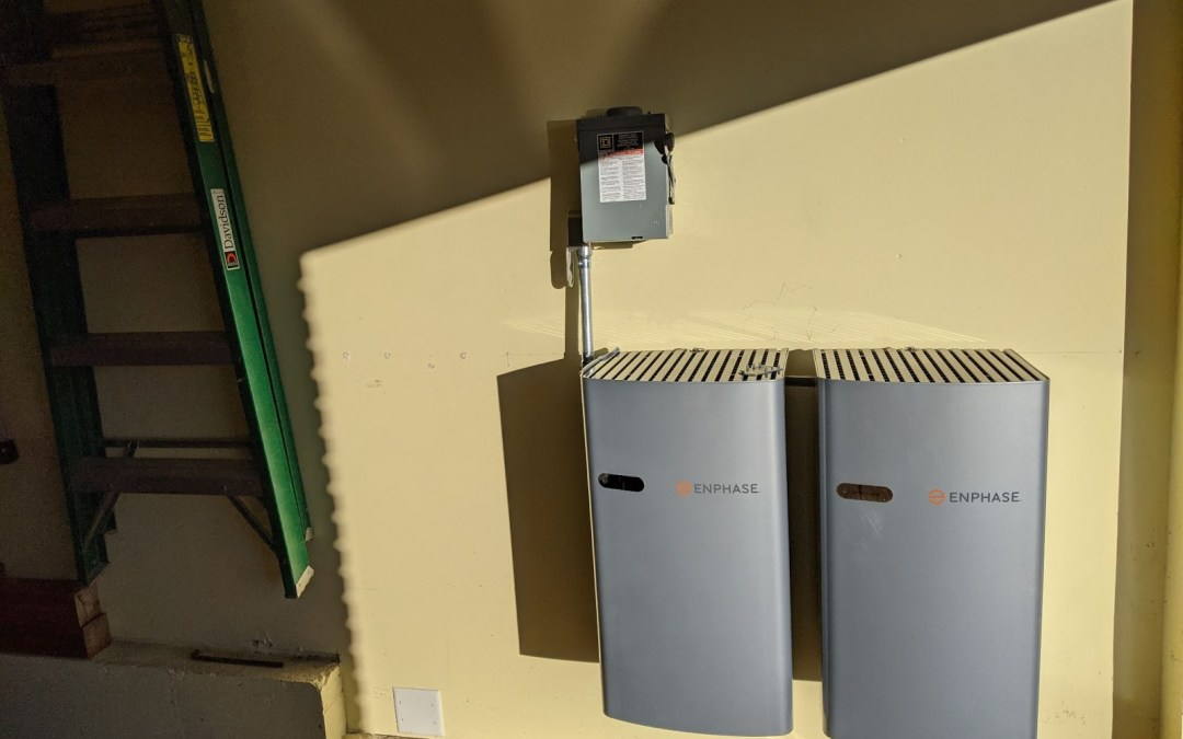 Solar Battery Backup for Power Outages