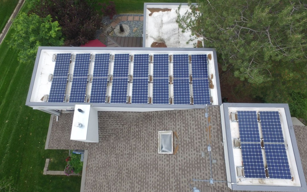 Hail and Solar Panels: How Does Hail Affect Your Solar Panels in Colorado?