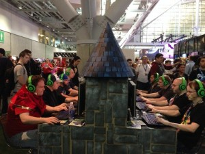 Dungeon Defenders 2 at PAX