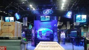 Grey Goo Booth at gamescom