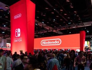 E3 Nintendo Booth