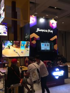 NEXT Studios Booth at PAX West