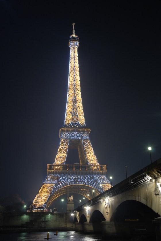 EiffelTower alllit M.CHAZEAU