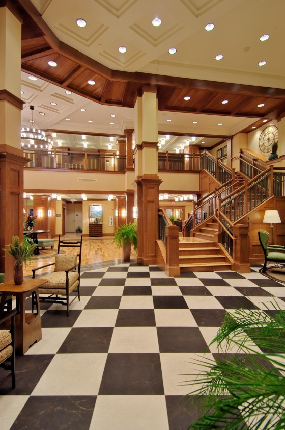 lobby  saratoga