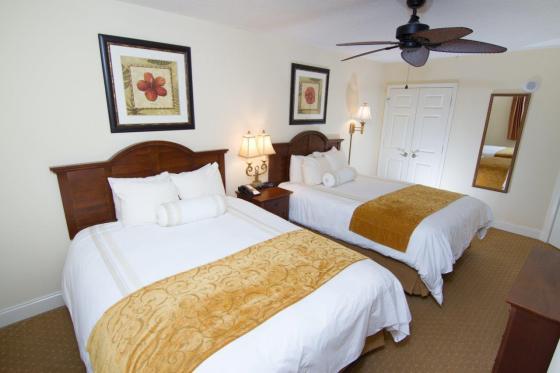 1 Bedroom - Bedroom Shot
