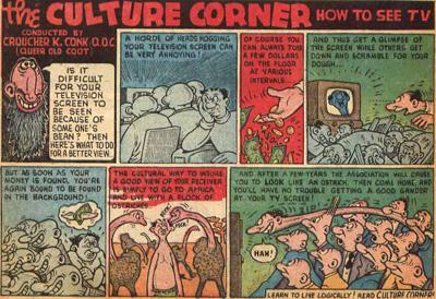 Culture Comics