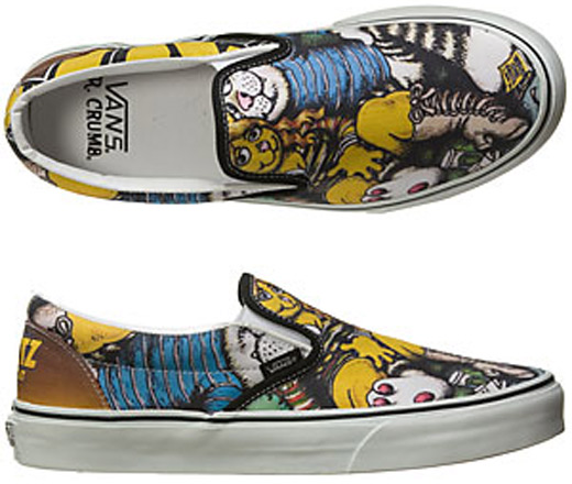crumb-shoe
