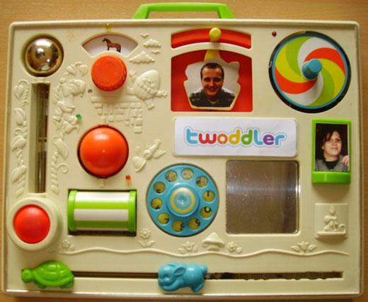twoddler twitting toddlers