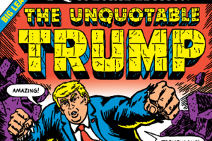 The Unquotable Trump