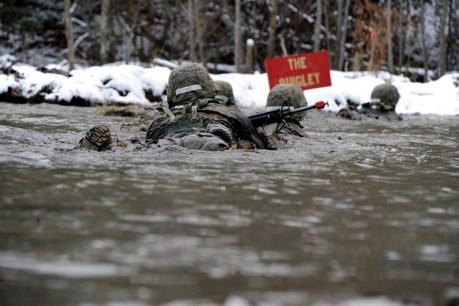 u.s. marine corps ocs quigley