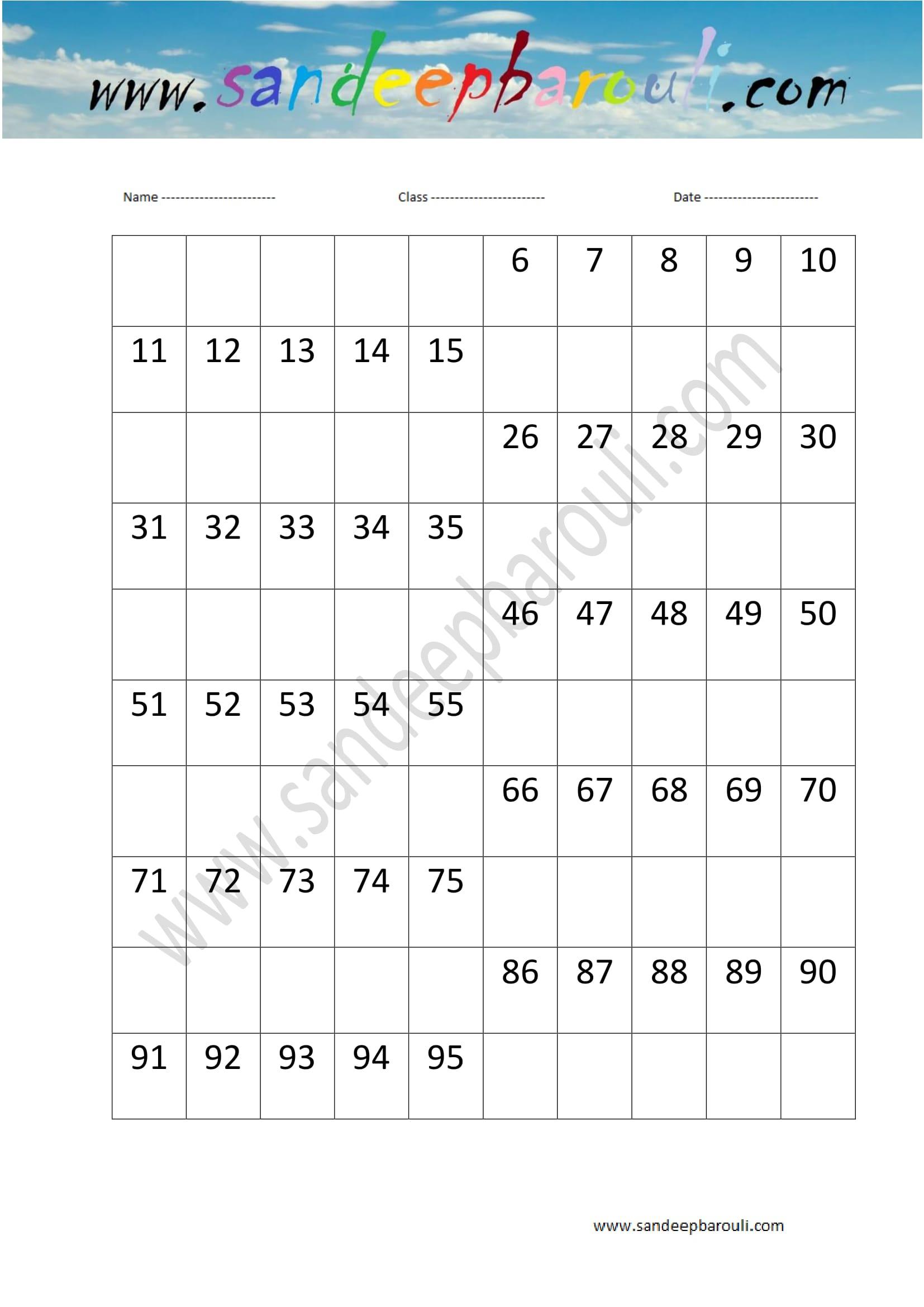 Math Worksheets For Kids 48 Sandeepbarouli