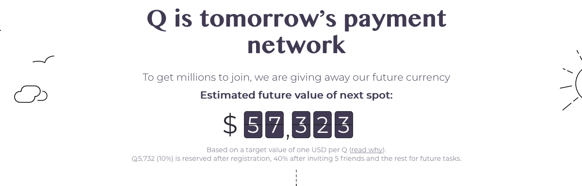 InitiativeQ: Be a part of tomorrow's payment network
