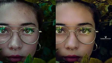 Photoshop Skin Retouching Without Plugin