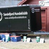 Rallylydighetsstevne i Sandefjord 9 og 10 juni. Premiepall