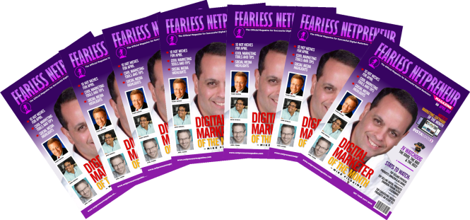 fearless netpreneur magazin review