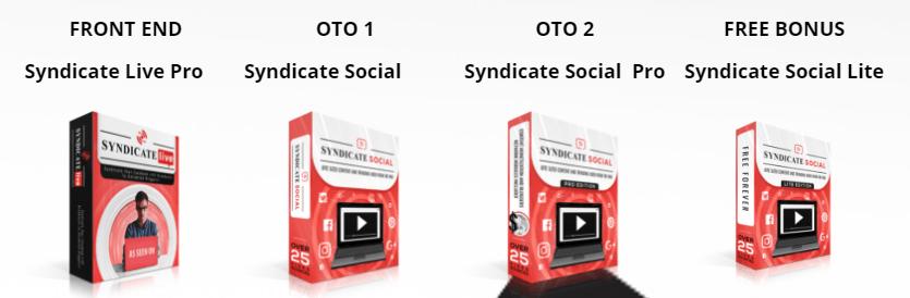 syndicate live pro oto