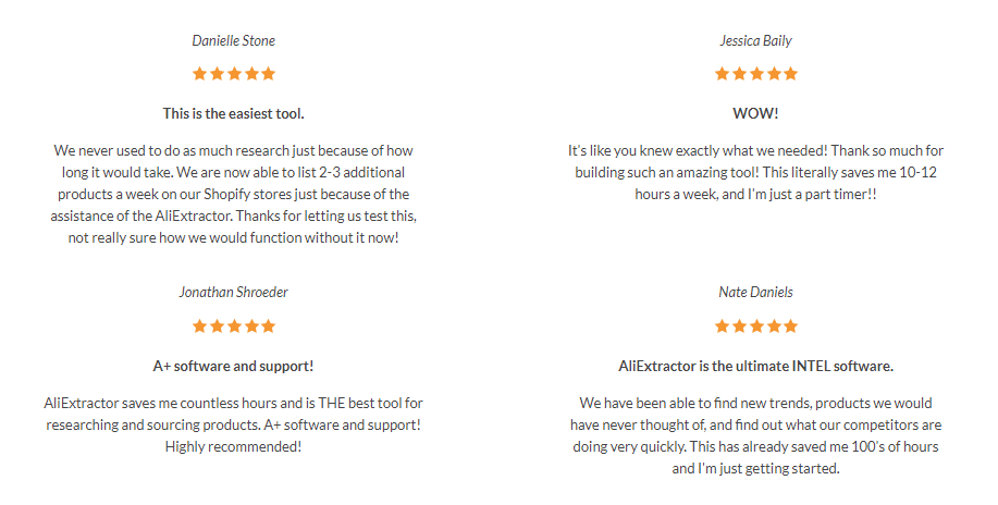 aliextractor review