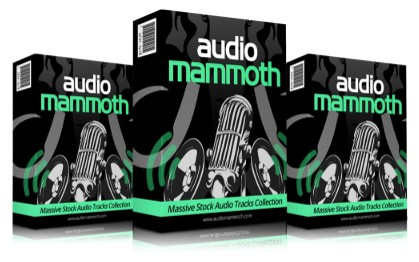 Audio Mammoth