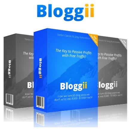 Bloggii