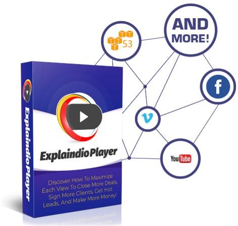Explaindio Player