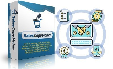 sales copy maker review