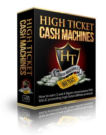 high ticket cash machines review