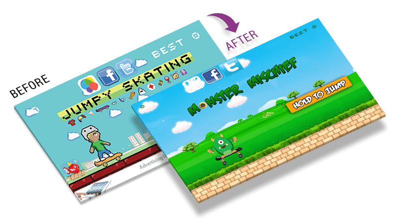 make money online app reskin
