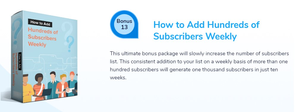 xmails review bonuses
