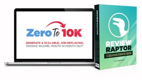 Zero To 10k Secrets Review