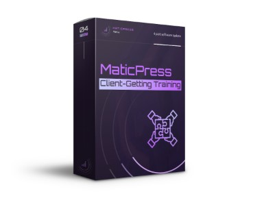 maticpress agency review client training