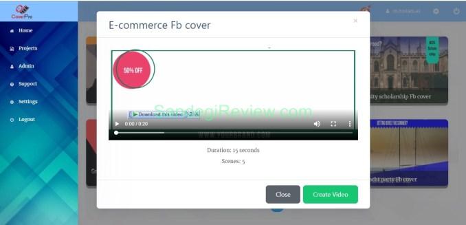 videoapp suite create video