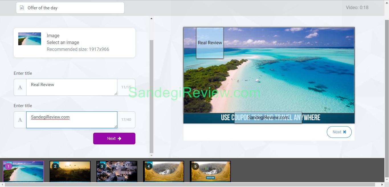 video app suite review costumize