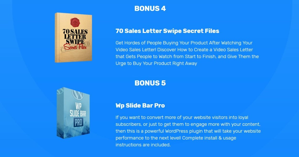 advertsuite bonus 3