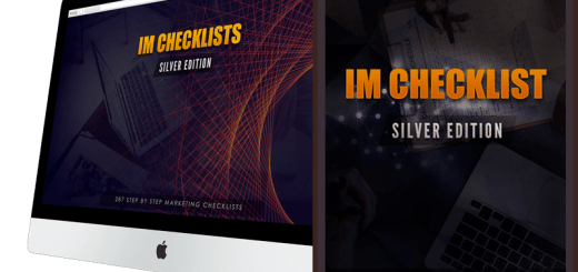 im checklist book review