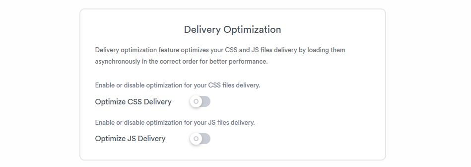 speedii pwa optimization feature