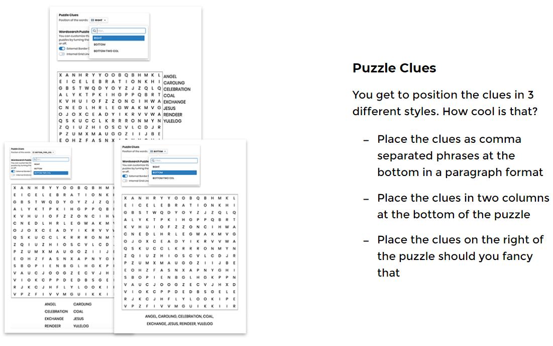 instant puzzle generator features 12
